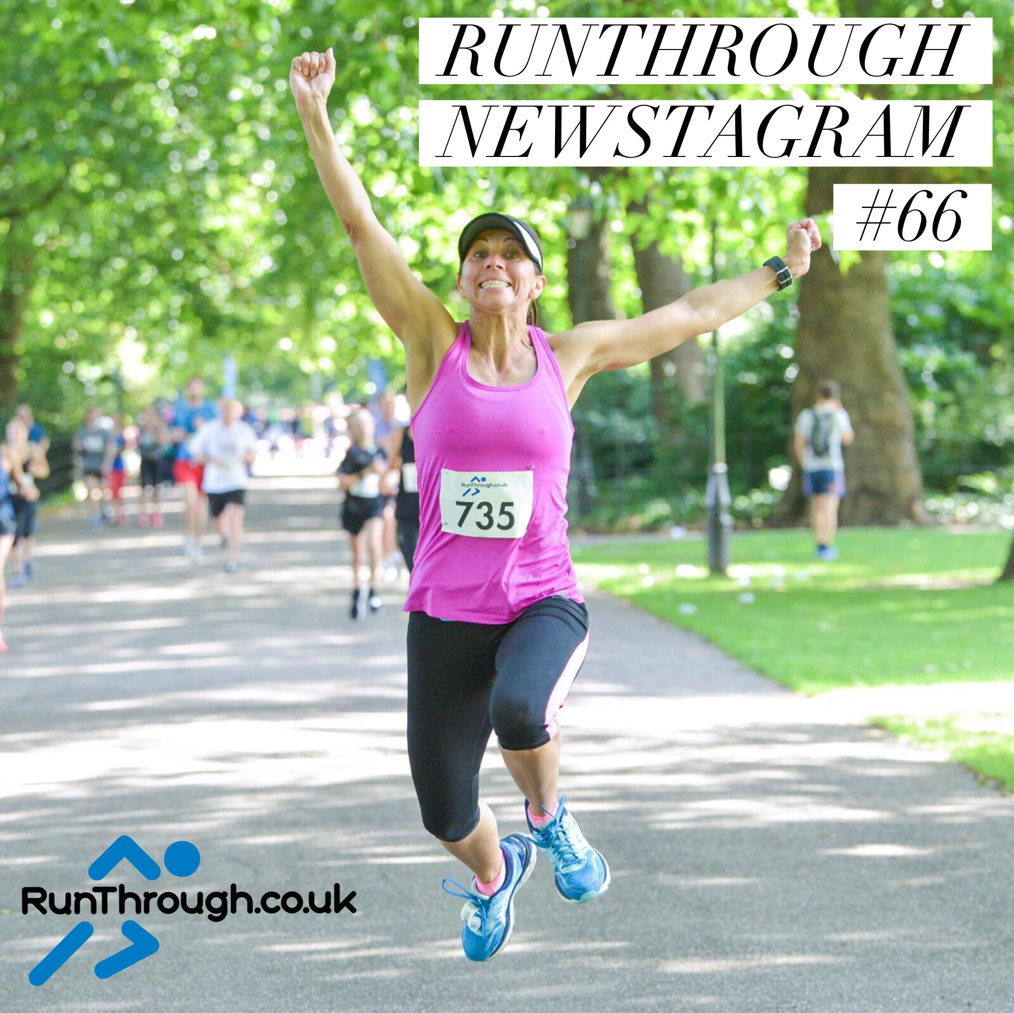 RunThrough Newsletter 4th September 2017