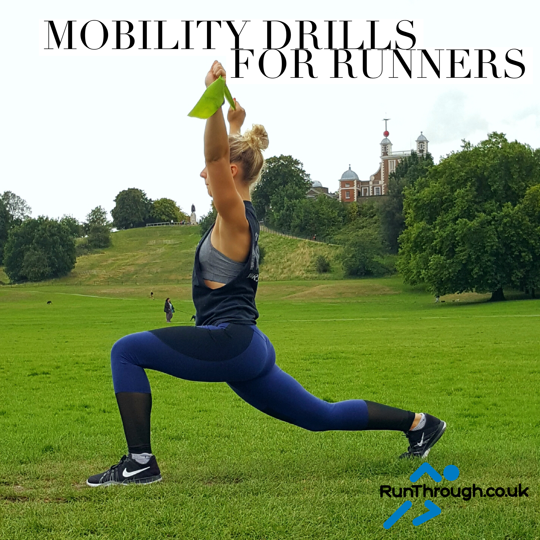 Mobility Drills for Runners