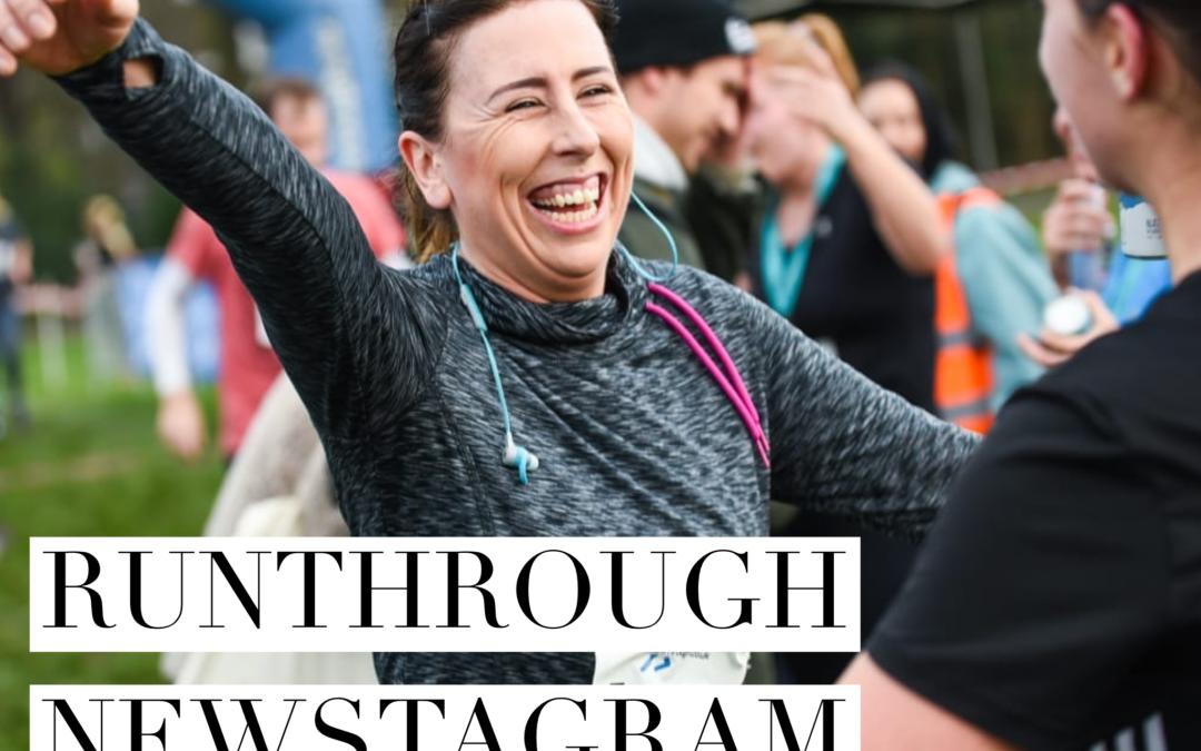 RunThrough Newsletter 27th January 2020
