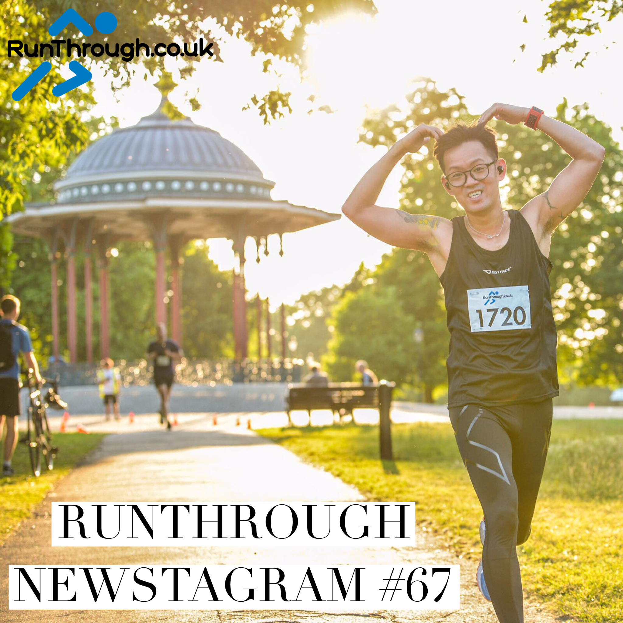 RunThrough Newsletter 11th September 2017