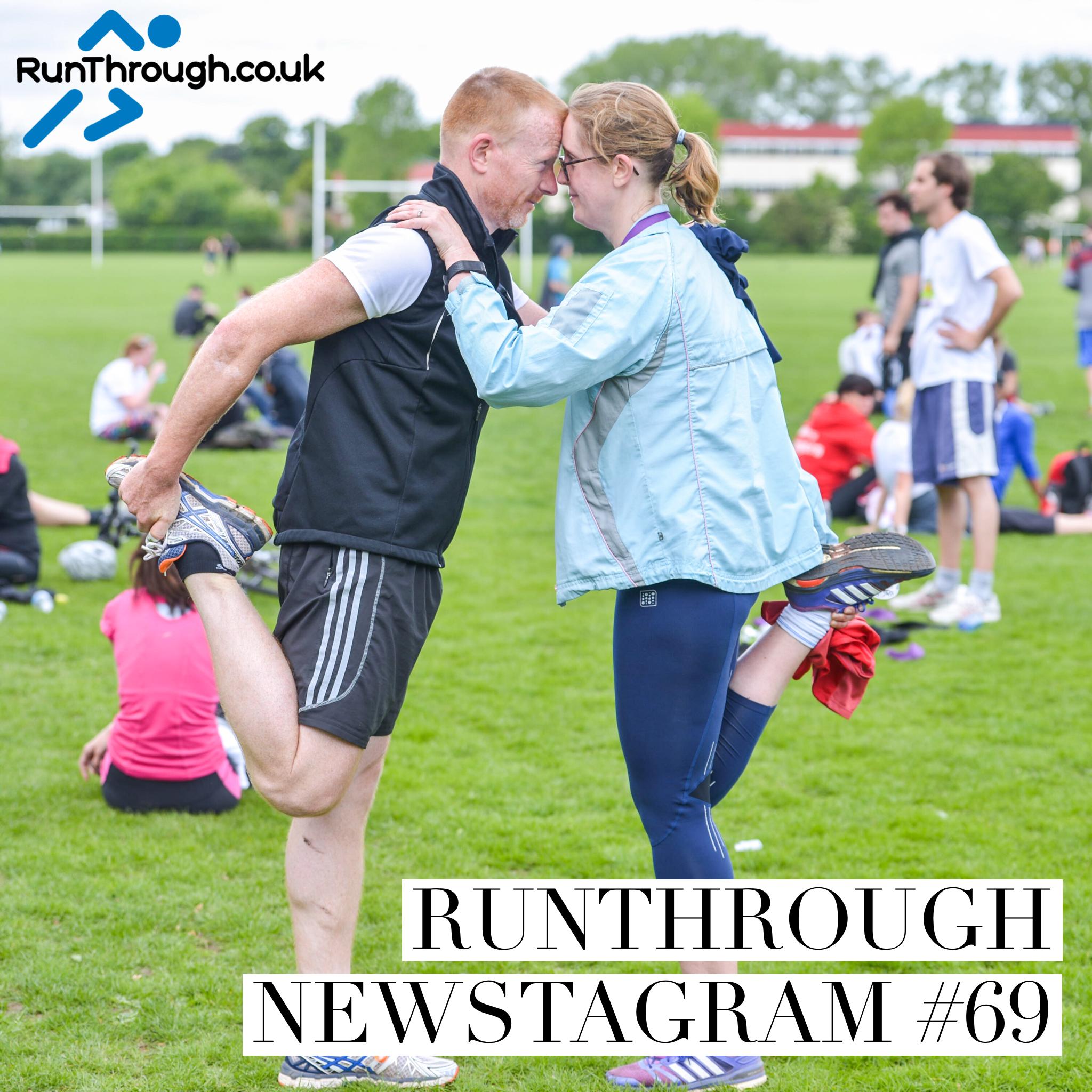RunThrough Newsletter 25th September 2017