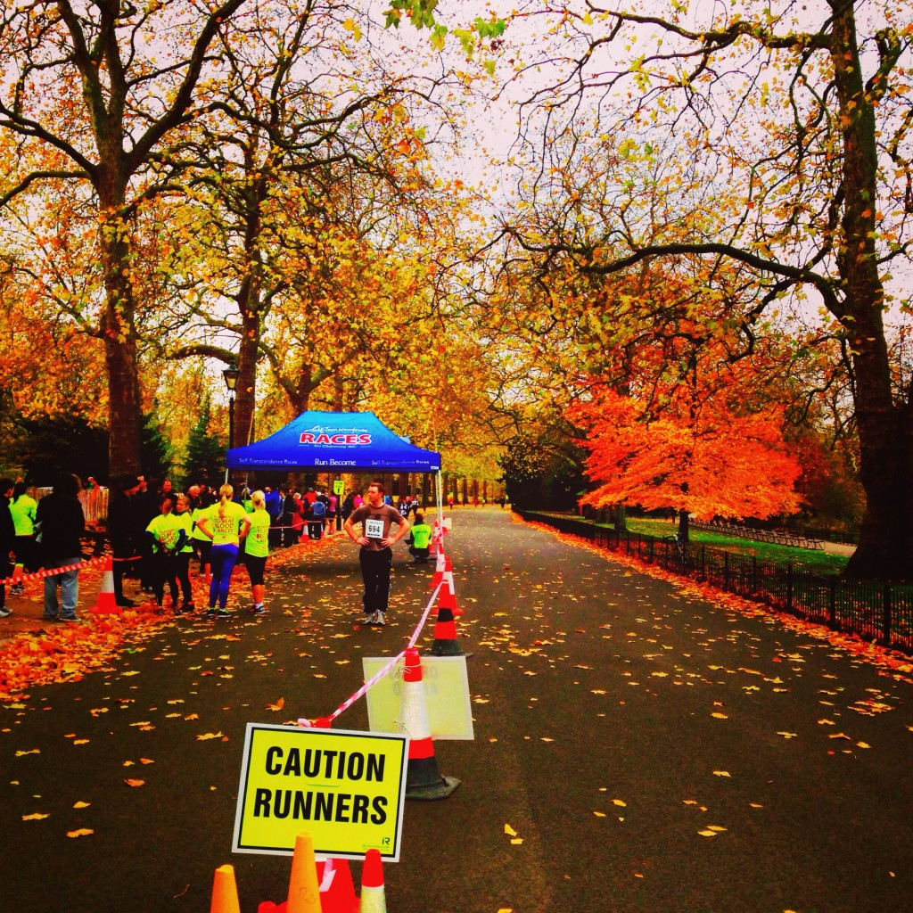 Emily's Blog - Running - where does it take you? RunThrough Running Club London