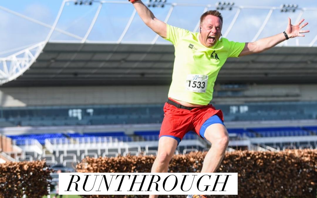 RunThrough Newsletter 2nd March 2020