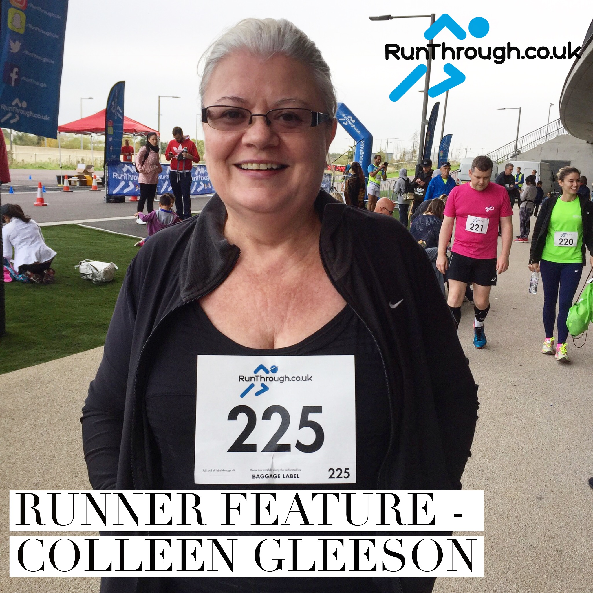 Runner Feature – Colleen Gleeson