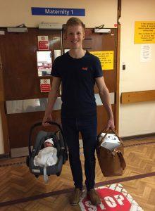 Runner Feature - Dave Watts RunThrough Running Club London