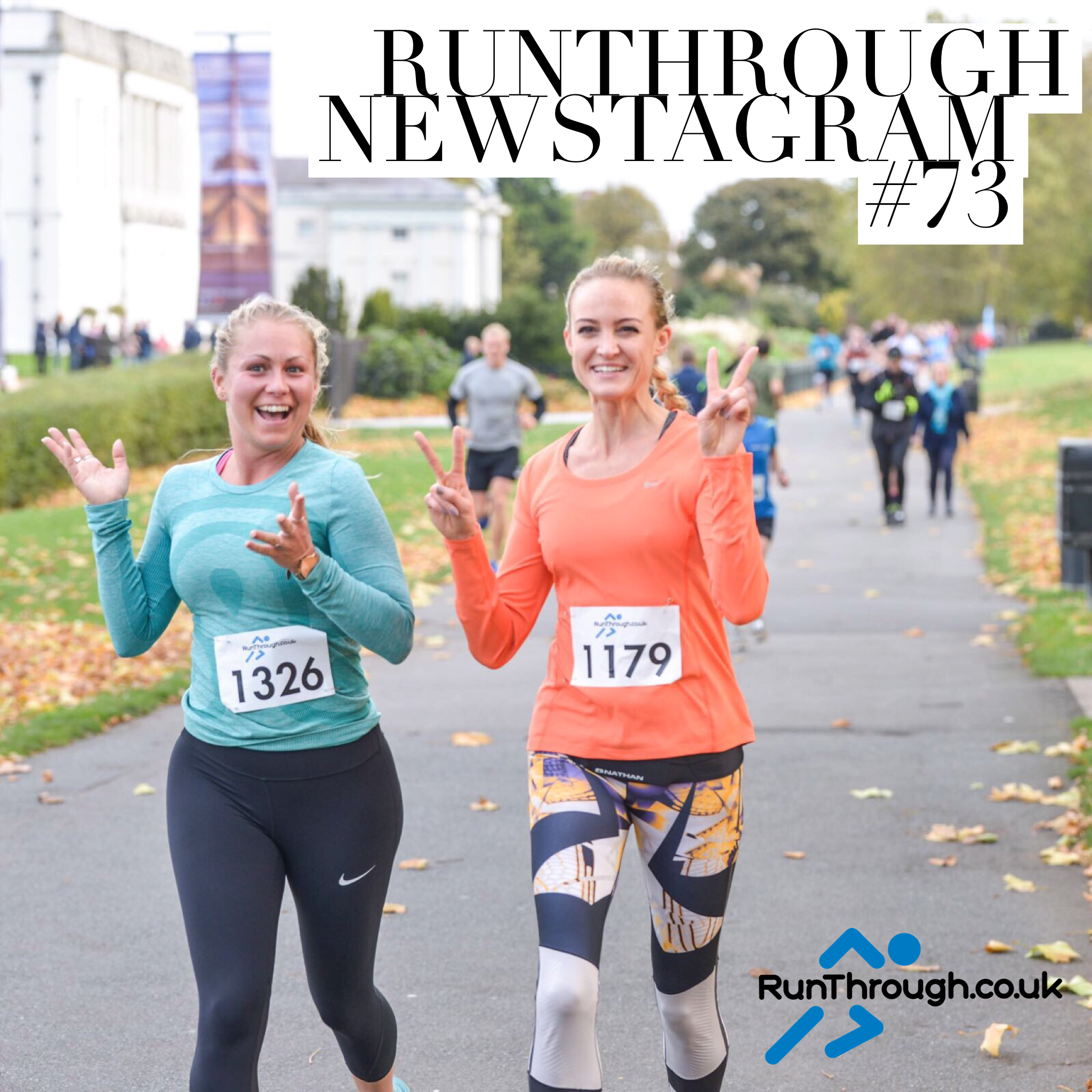 RunThrough Newsletter 23rd October 2017