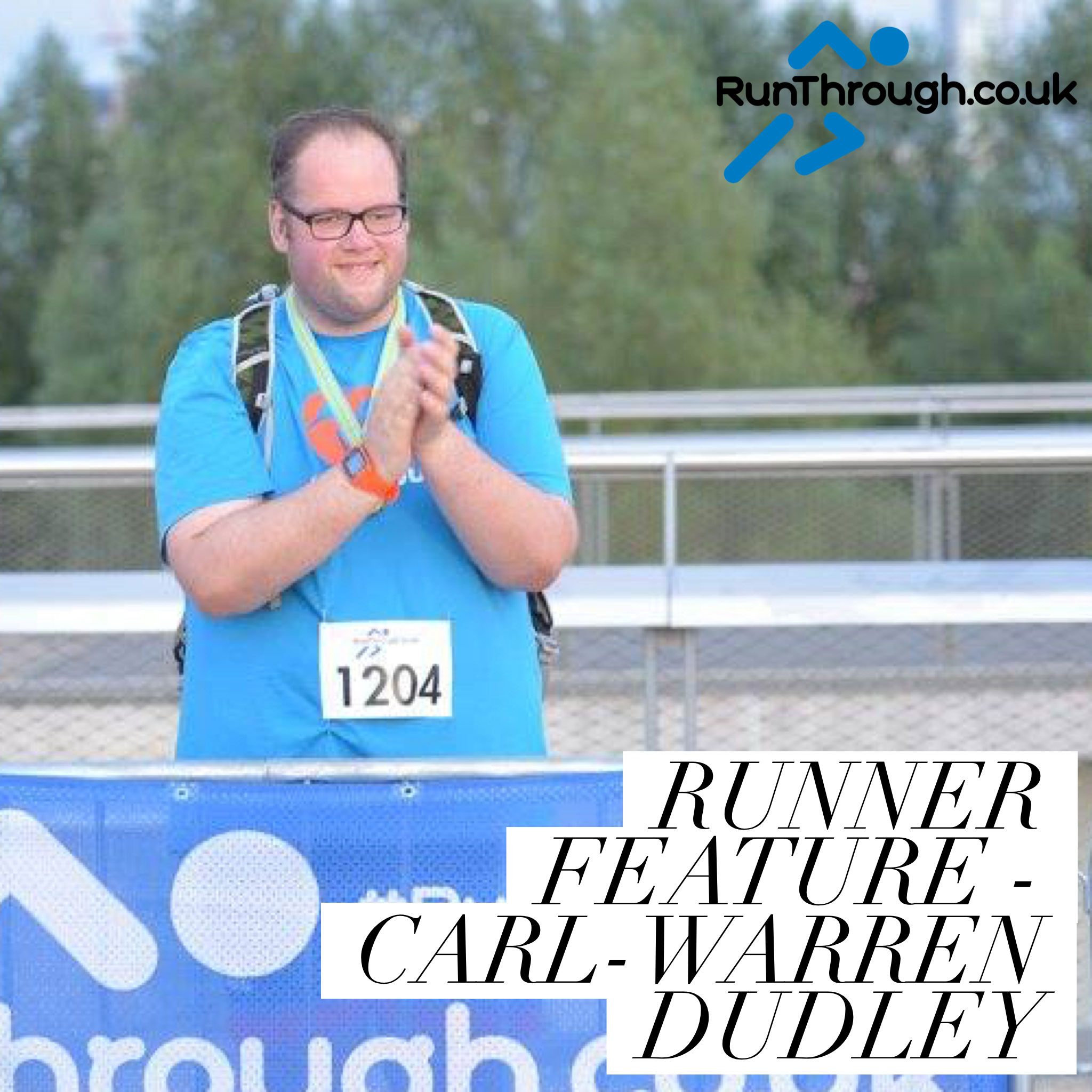 Runner Feature – Carl-Warren Dudley