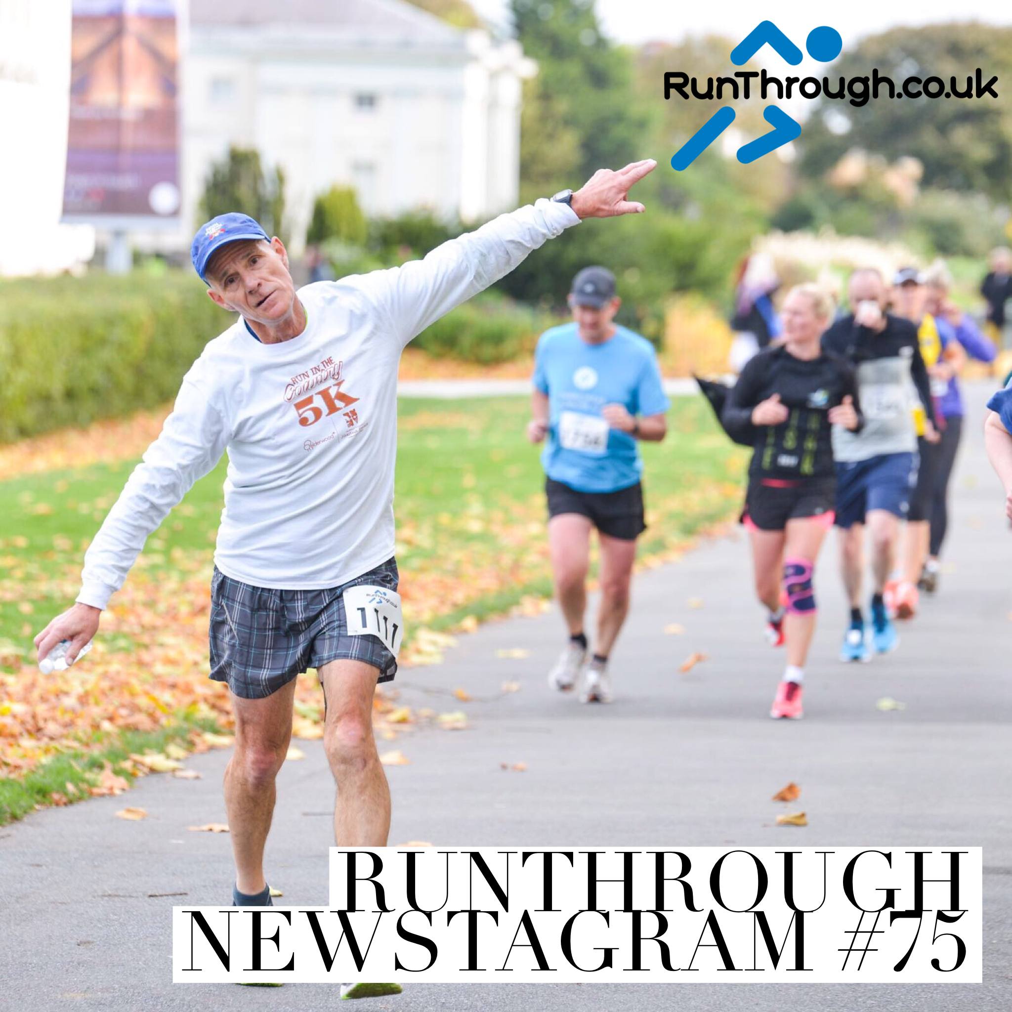 RunThrough Newsletter 6th November 2017
