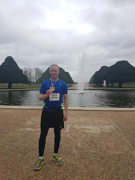 Runner Feature - Kieron Fosher RunThrough Running Club London