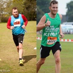 Runner Feature - Lee the Legend RunThrough Running Club London