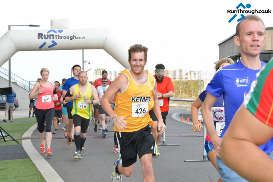Runner Feature – Lee the Legend