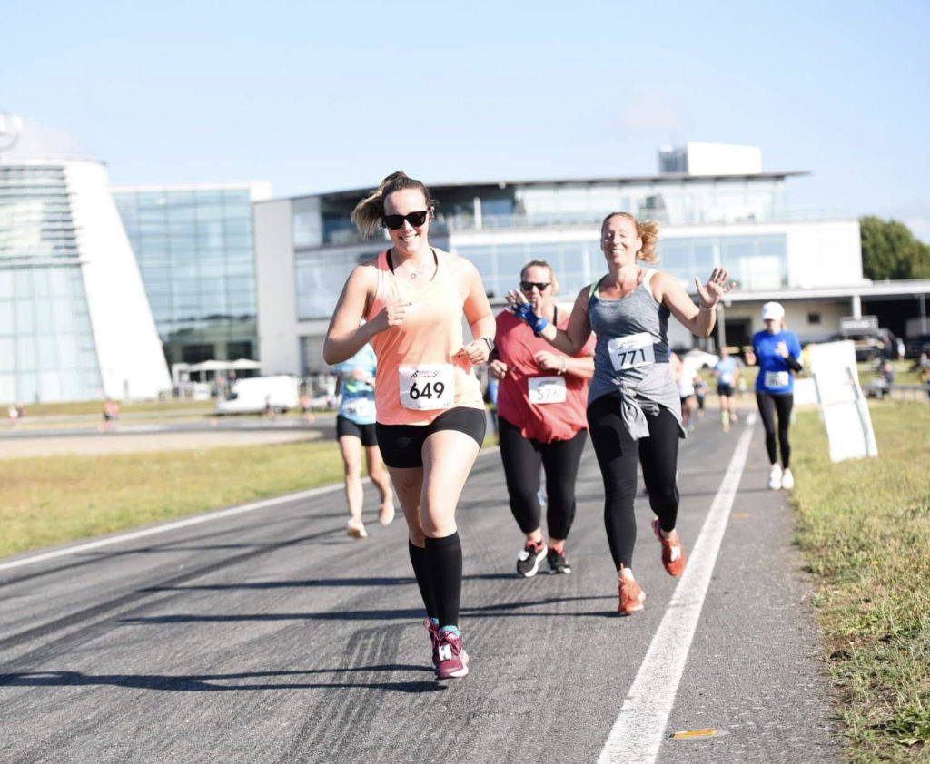 Runner Feature - Lia Stubbings RunThrough Running Club London