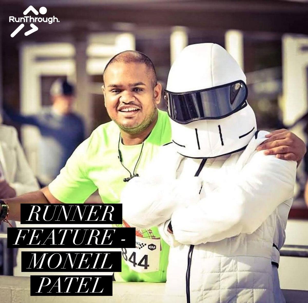 Runner Feature – Moneil Patel