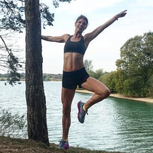 Runner Feature - Katie Austin RunThrough Running Club London