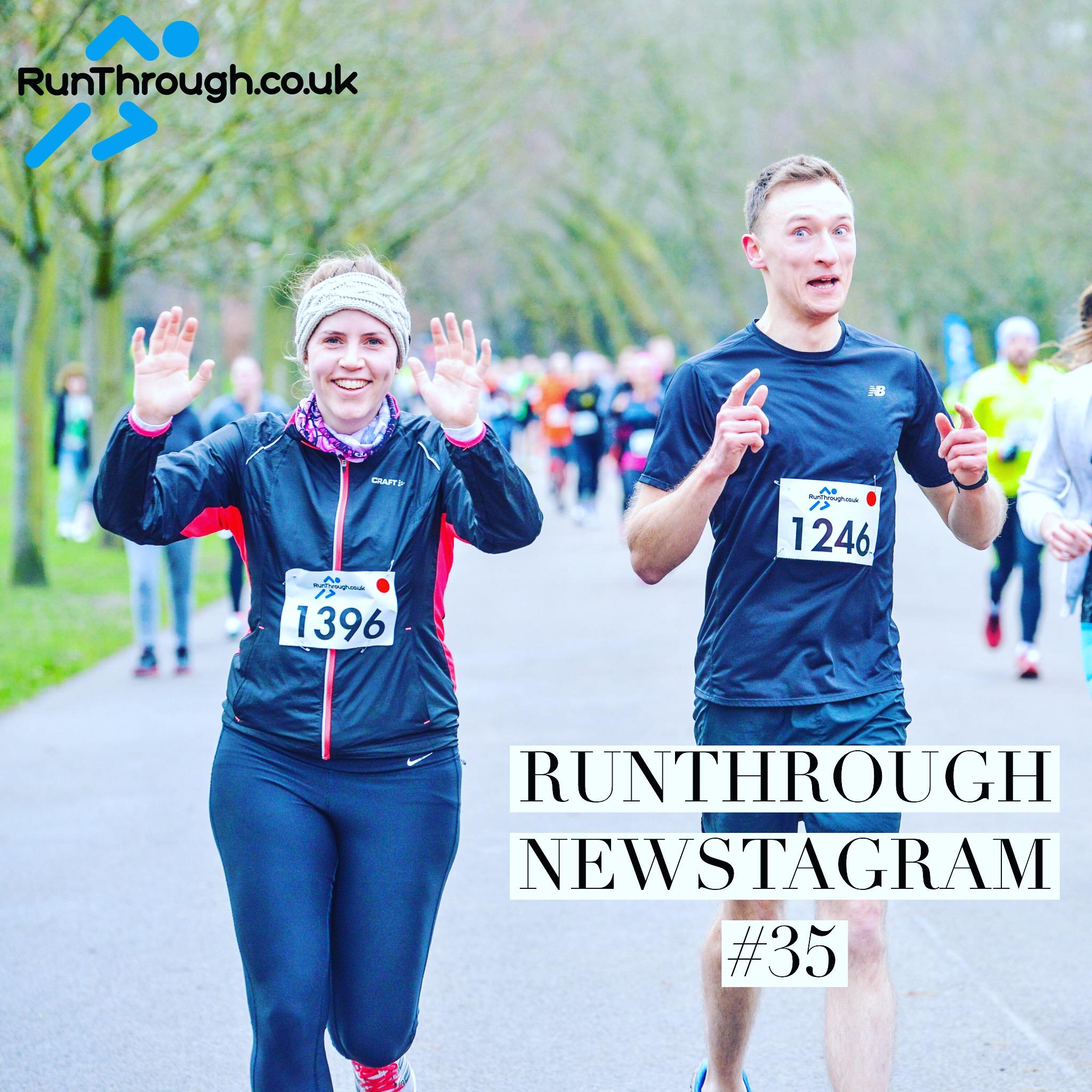 RunThrough Newsletter – 16th January 2017