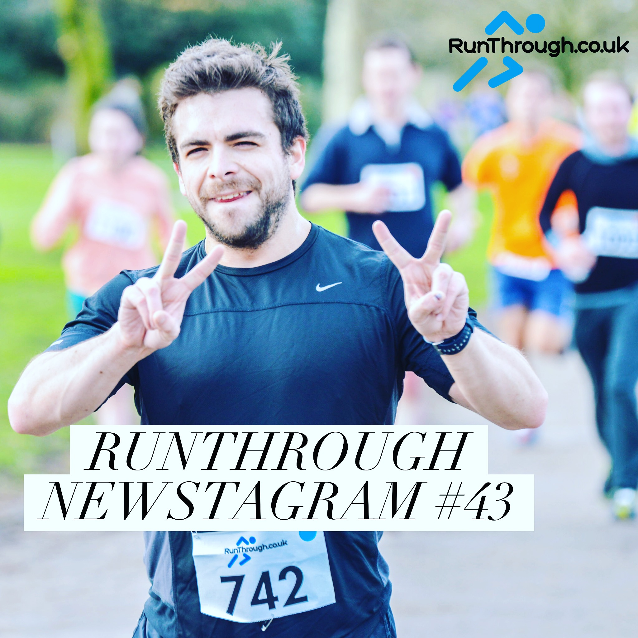 RunThrough Newsletter – 20th March 2017