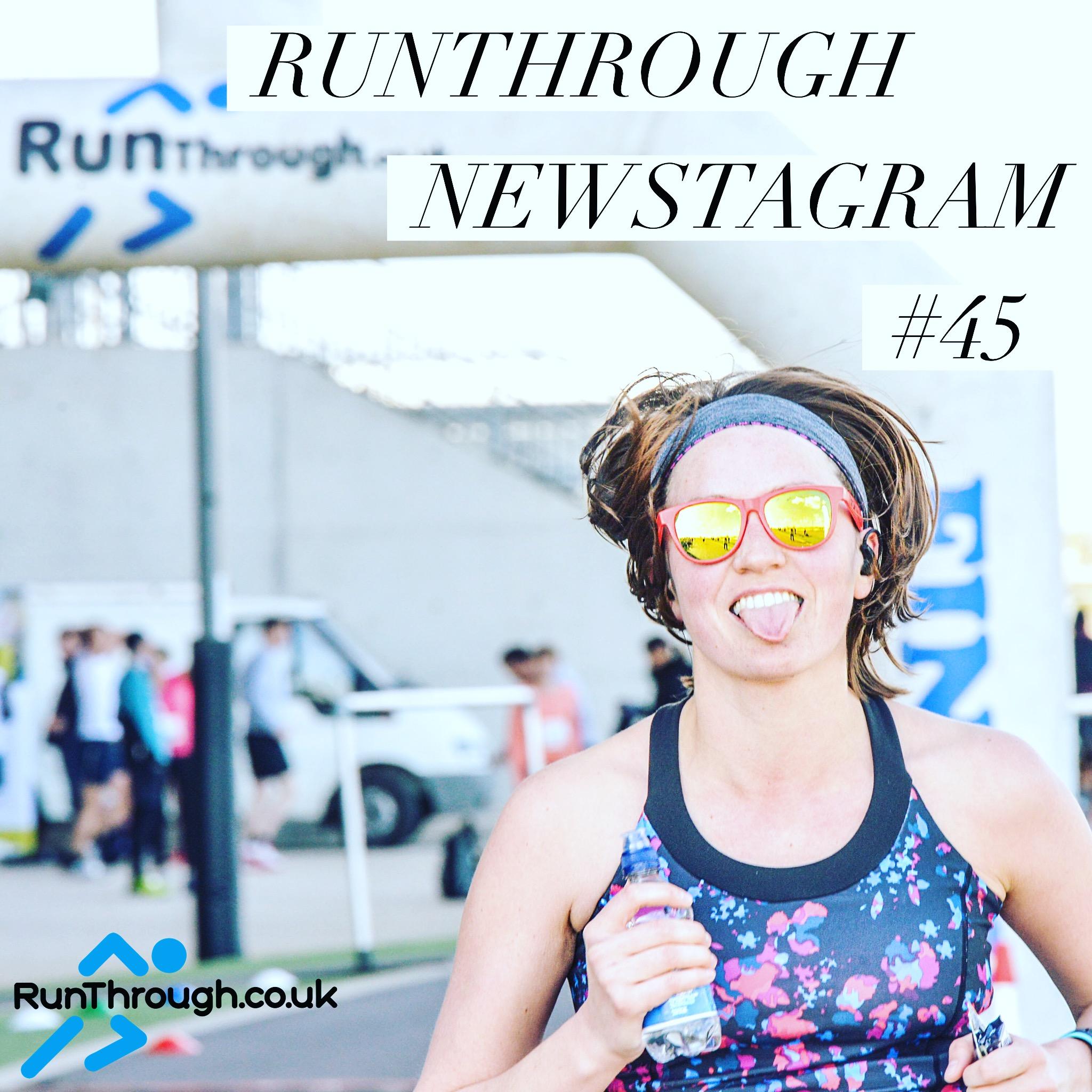RunThrough Newsletter – 3rd April 2017