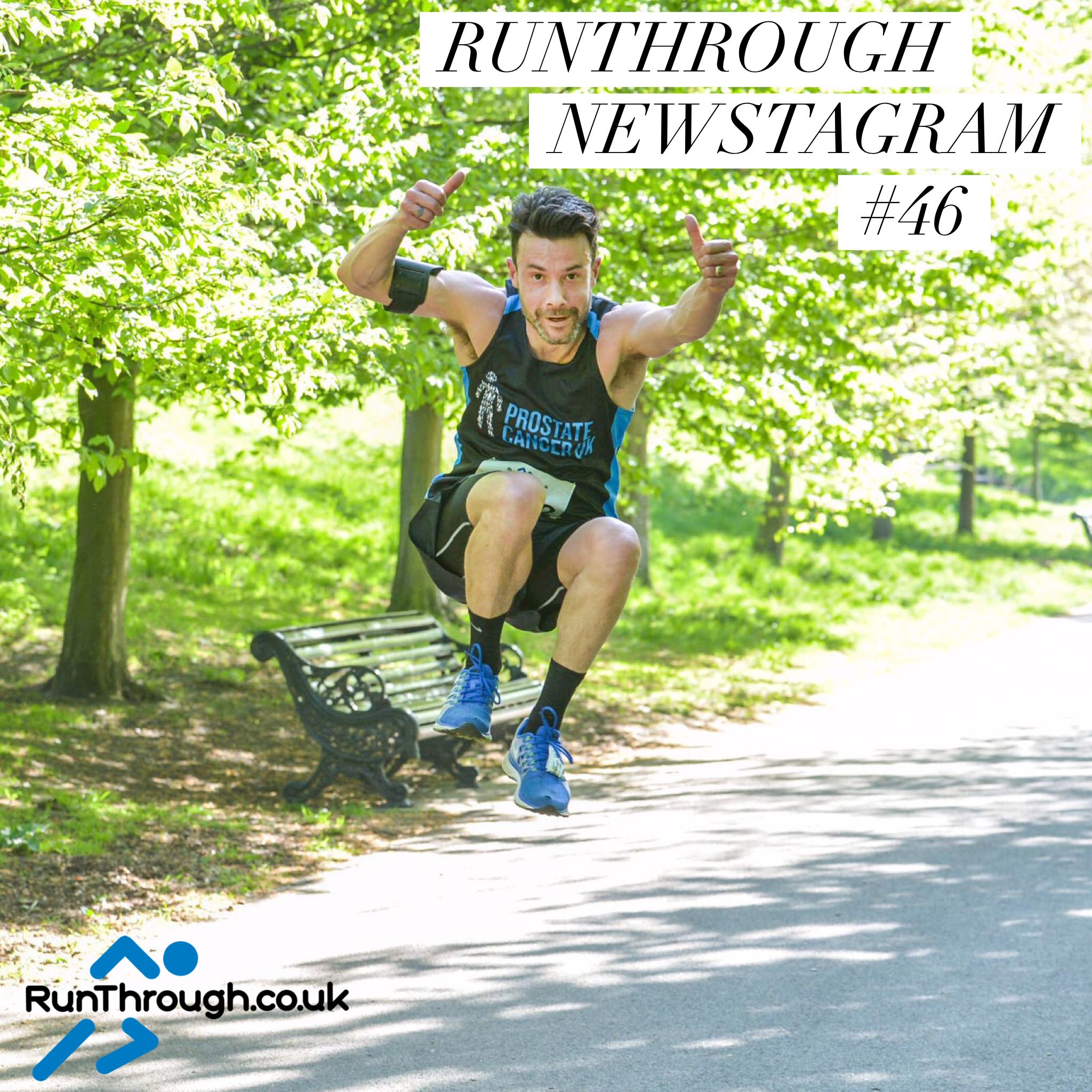RunThrough Newsletter – 10th April 2017