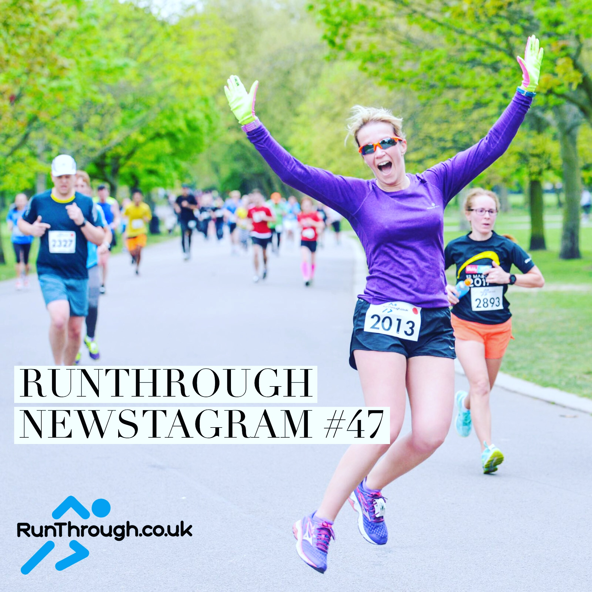 RunThrough Newsletter – 18th April 2017