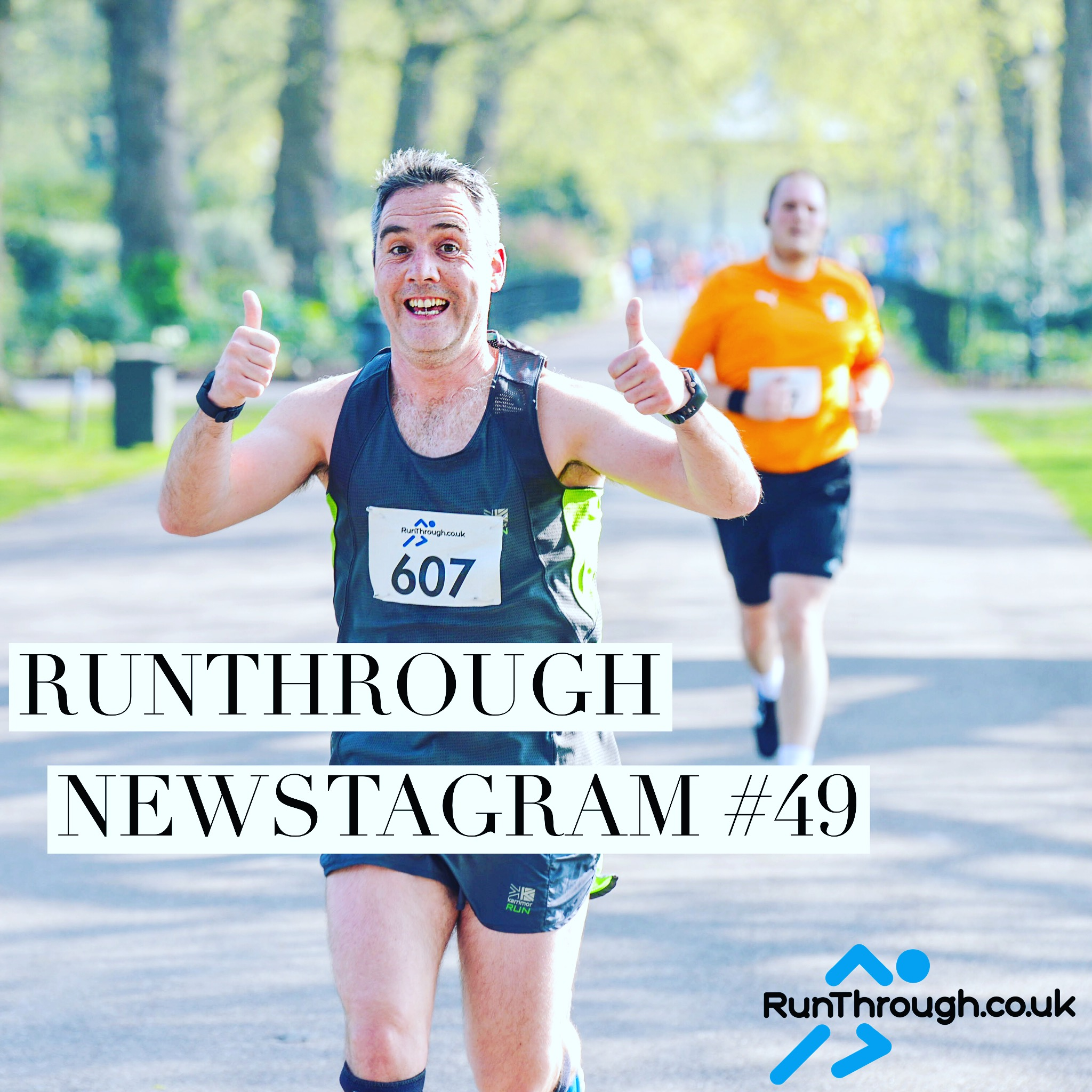 RunThrough Newsletter – 8th May 2017