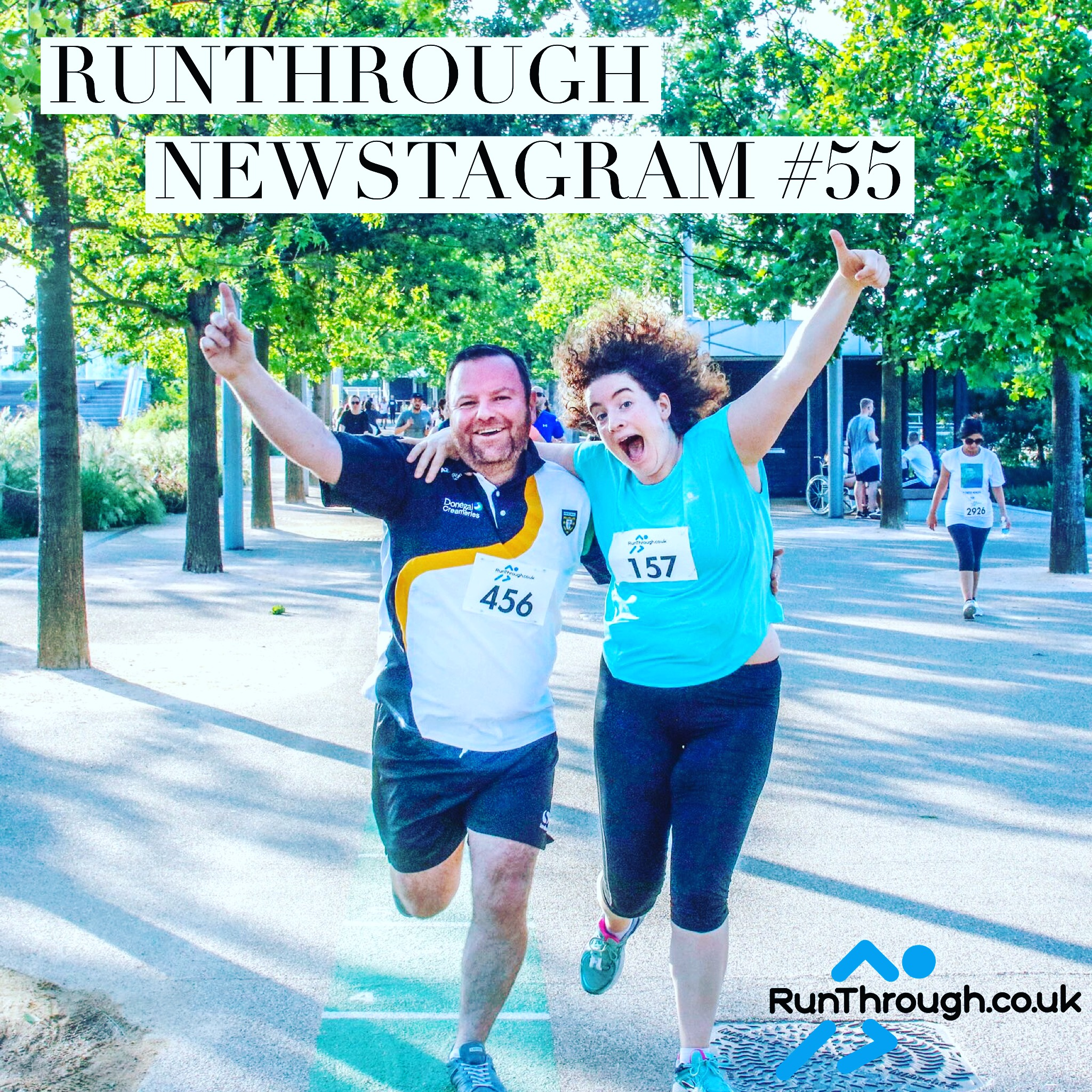 RunThrough Newsletter – 19th June 2017