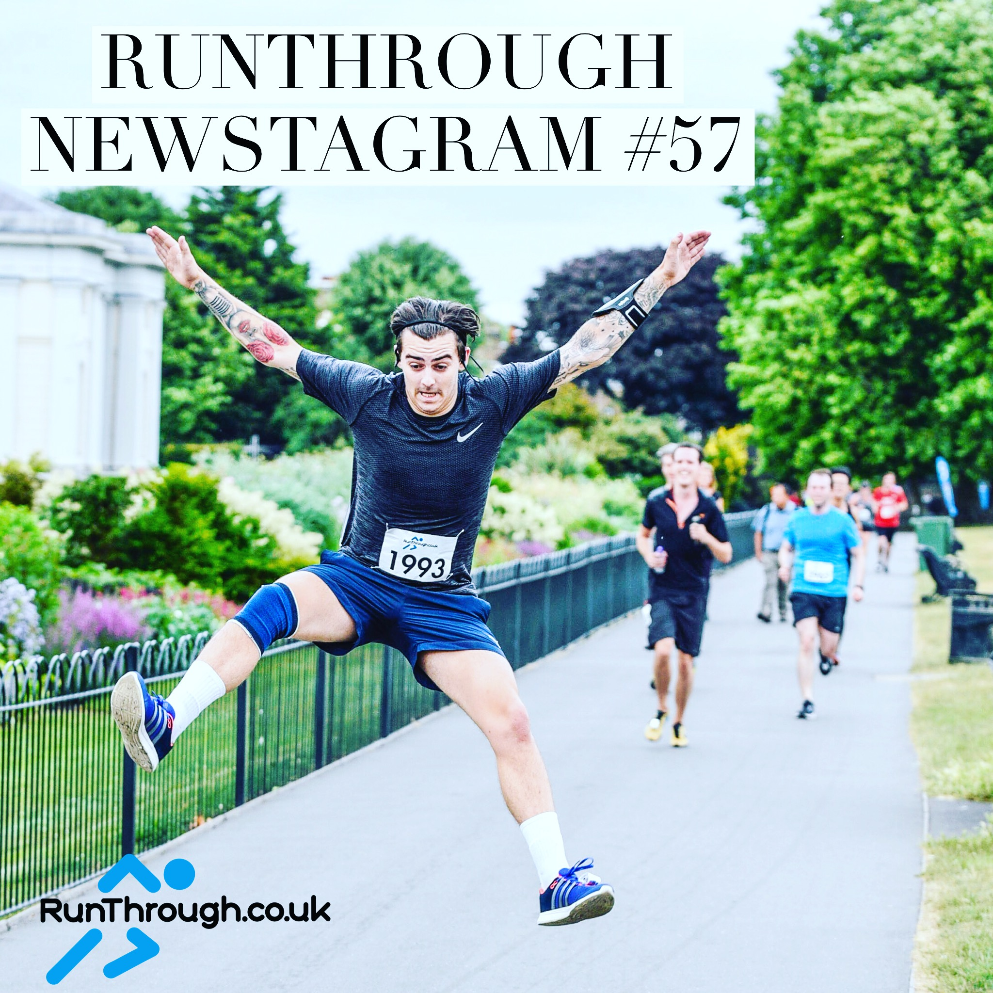 RunThrough Newsletter 3rd July 2017