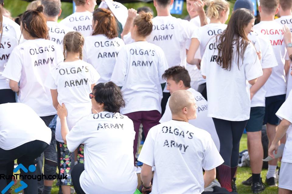 Runner Feature – Olga's Army