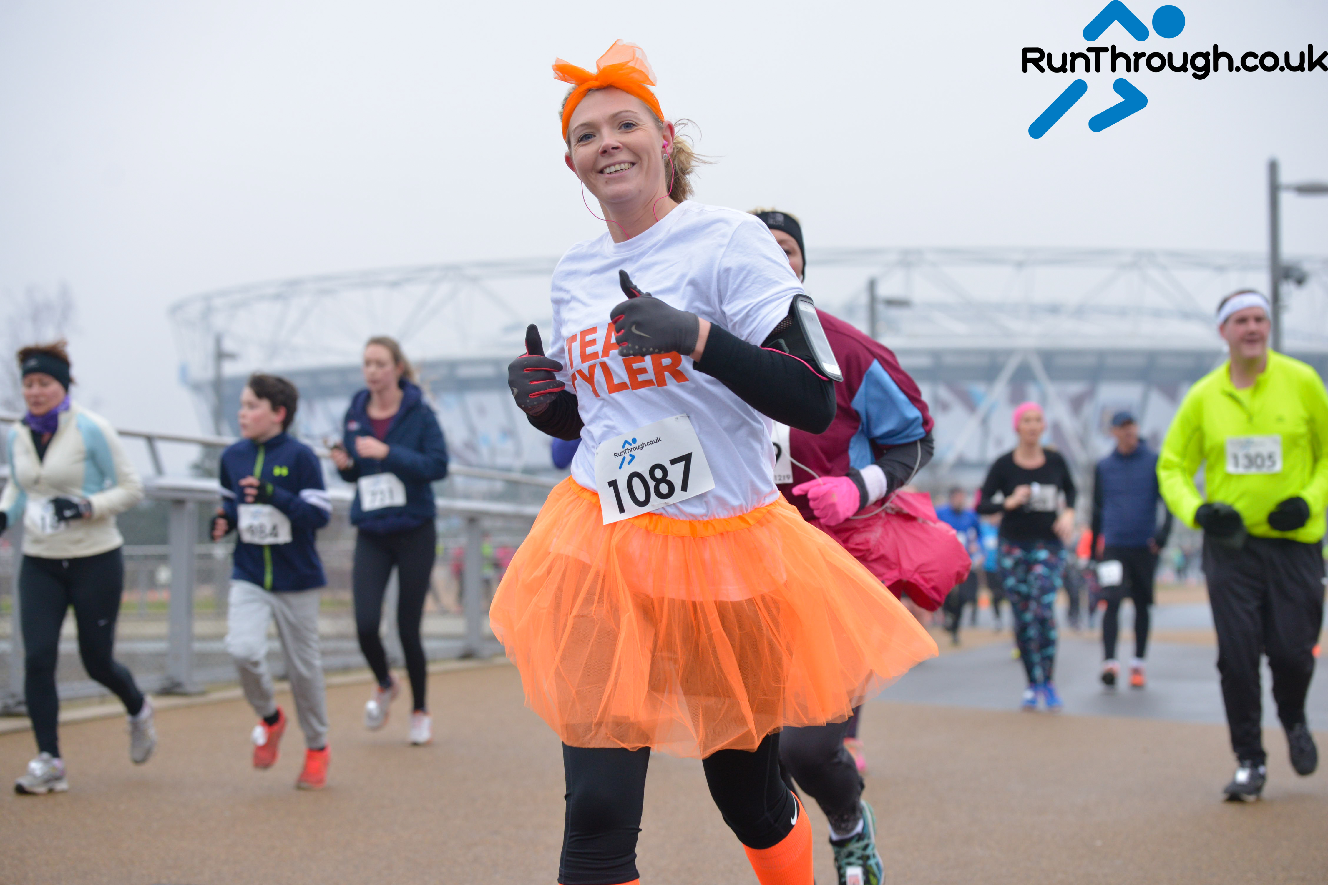 Runner Feature - Team Tyler RunThrough Running Club London
