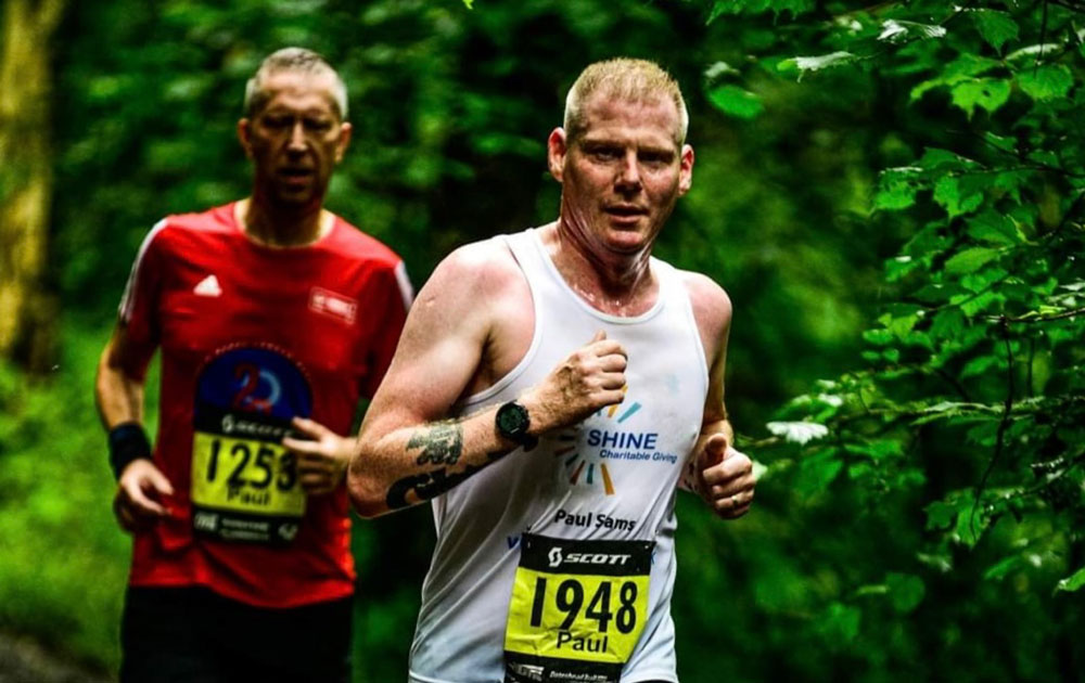 Runner Feature – Paul Sams
