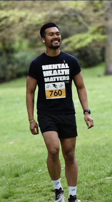 Runner Feature - Maccartney Cruz RunThrough Running Club London