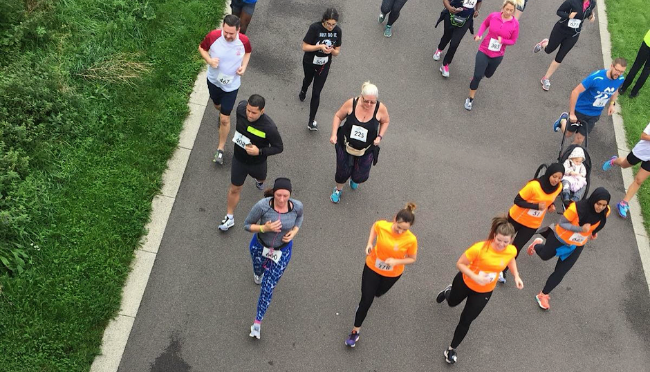 Runner Feature - Colleen Gleeson RunThrough Running Club London