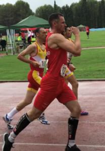 Runner Feature - Anthony Bryan RunThrough Running Club London