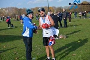 Runner Feature - Martyn's World Record RunThrough Running Club London
