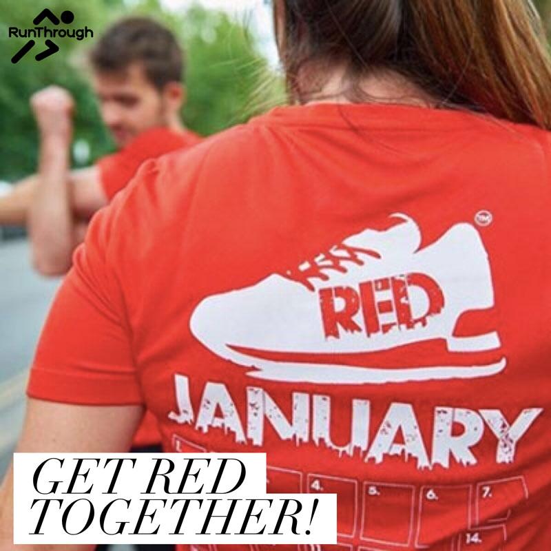 Get RED together!