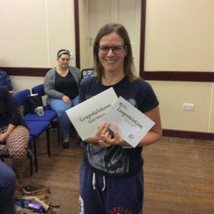 Runner Feature - Helen Boot RunThrough Running Club London