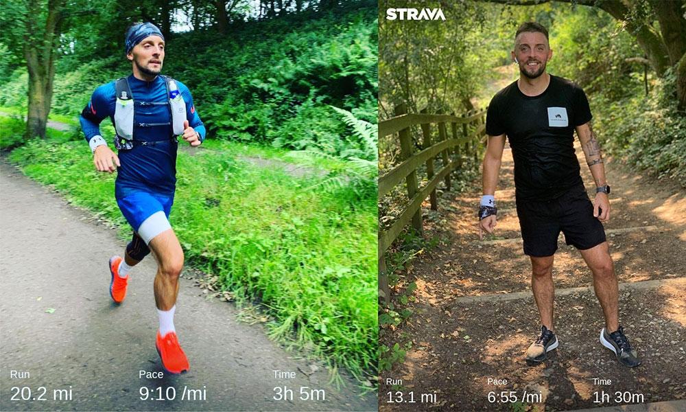 Runner Feature - Rob McMurdo RunThrough Running Club London