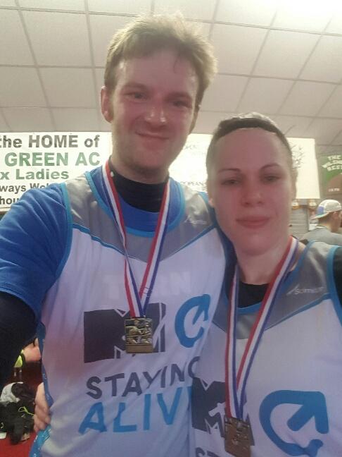 Runner Feature - Stuart Cross RunThrough Running Club London
