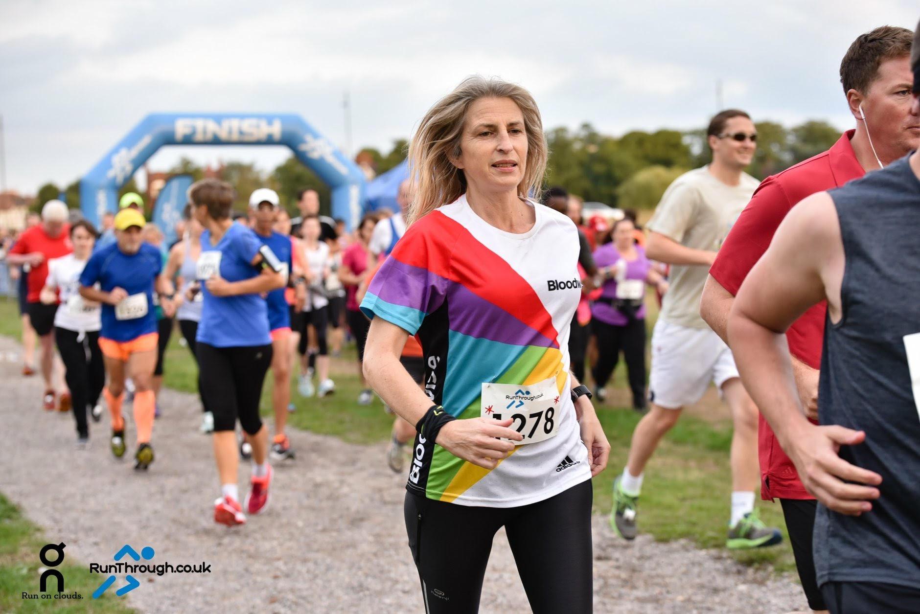 Runner Feature - Rosie Fowler RunThrough Running Club London