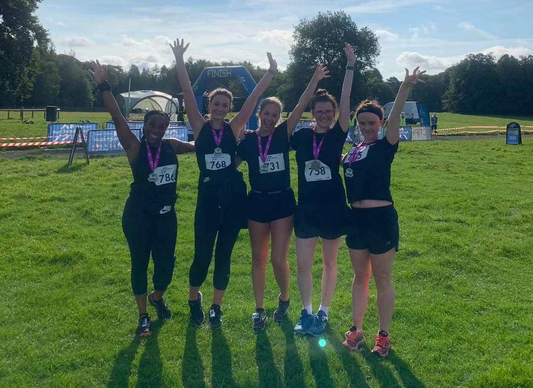 Runner Feature - Cronton Sixth Form and Riverside College RunThrough Running Club London