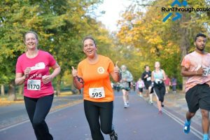 Runner Feature of the Week - Sarah's Streak RunThrough Running Club London