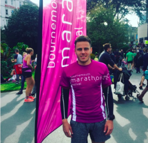 Runner Feature - Simon Vaisey RunThrough Running Club London