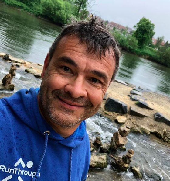 Runner Feature - Richard Roth RunThrough Running Club London