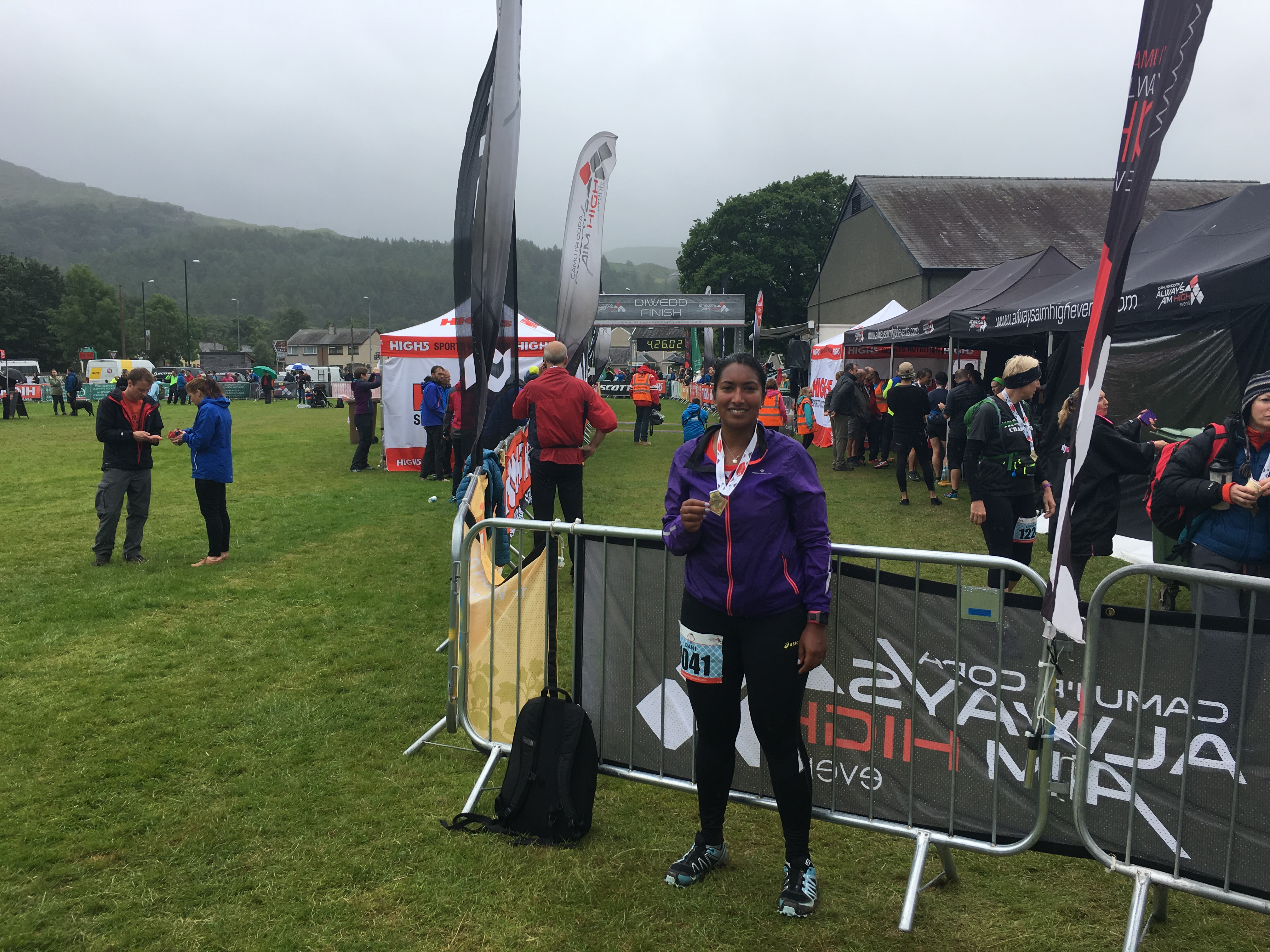 The Scott Snowdonia Trail Half Marathon 2016