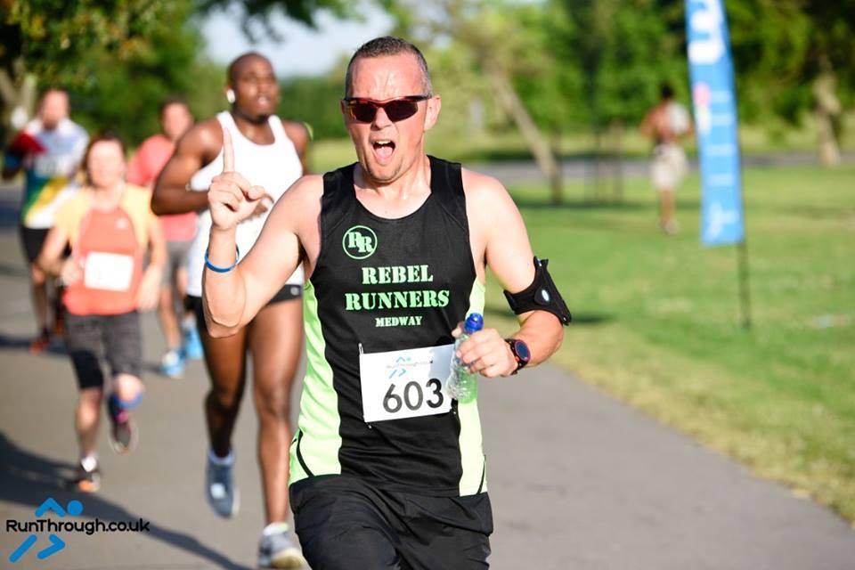 Runner Feature – Steve Wolfe