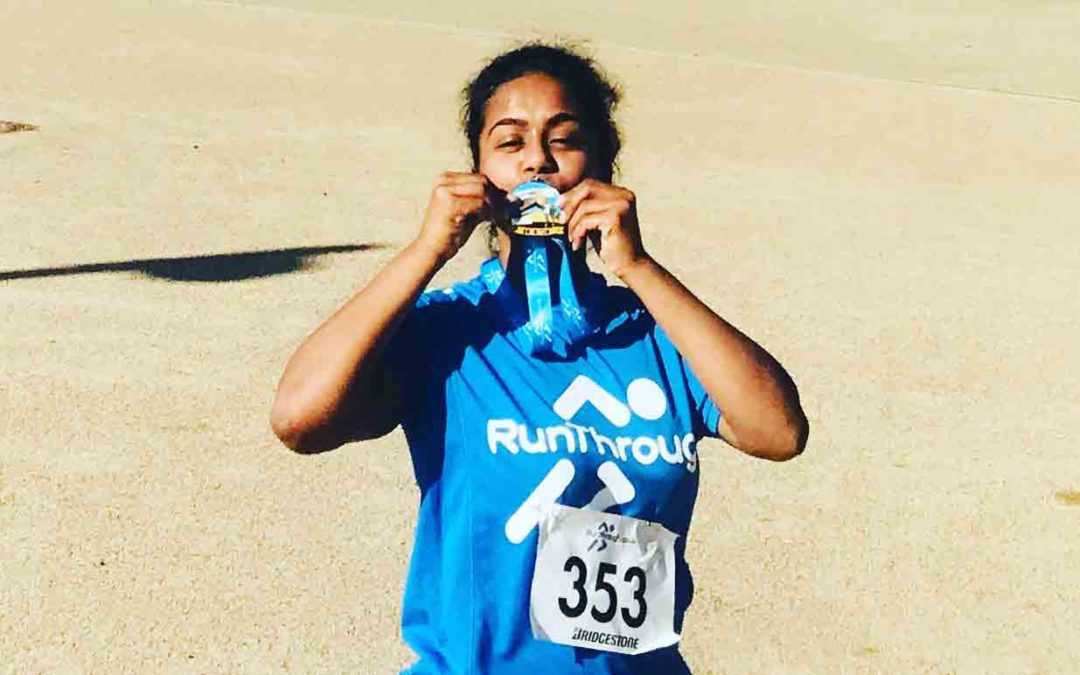 Runner Feature – Suzila khatun