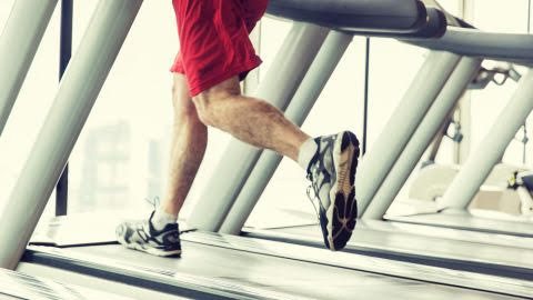 Six 10-Minute Treadmill Workouts
