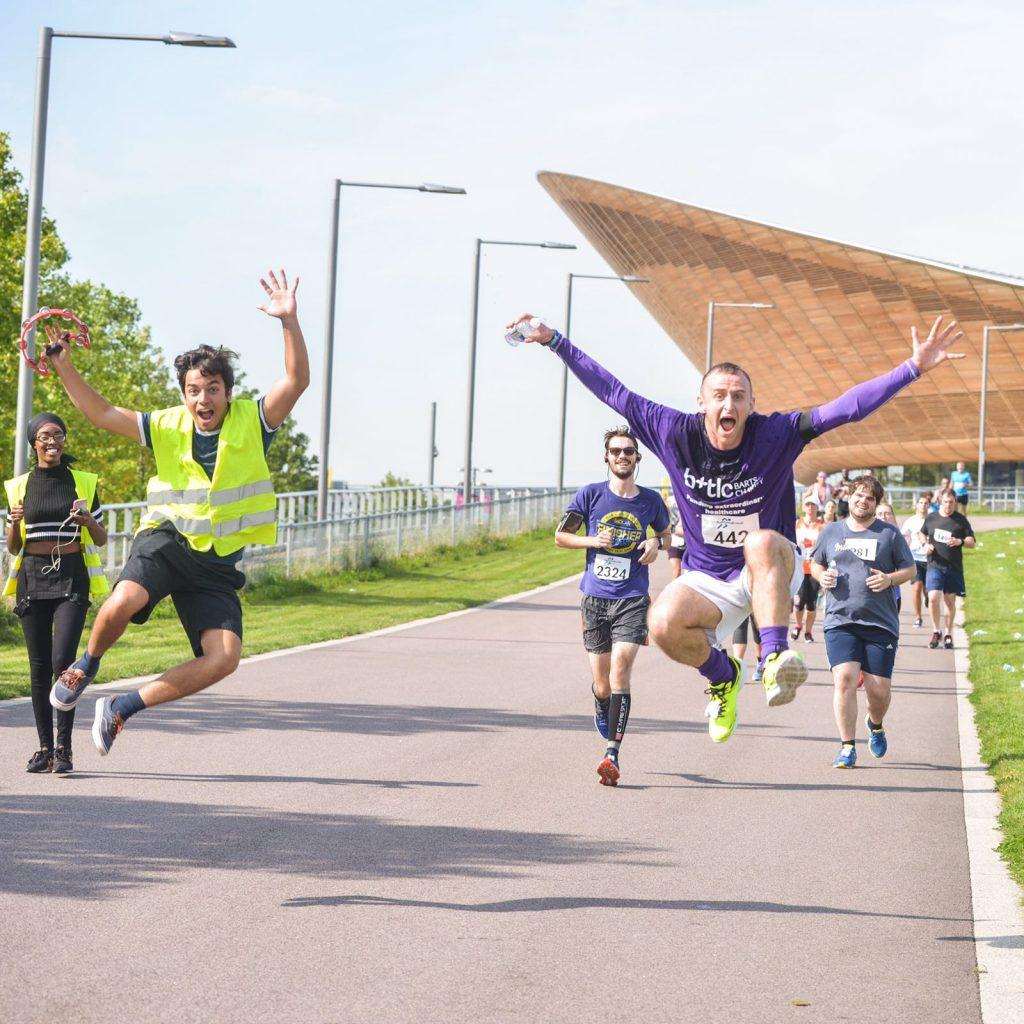 Runner Feature - Darren Delemere RunThrough Running Club London