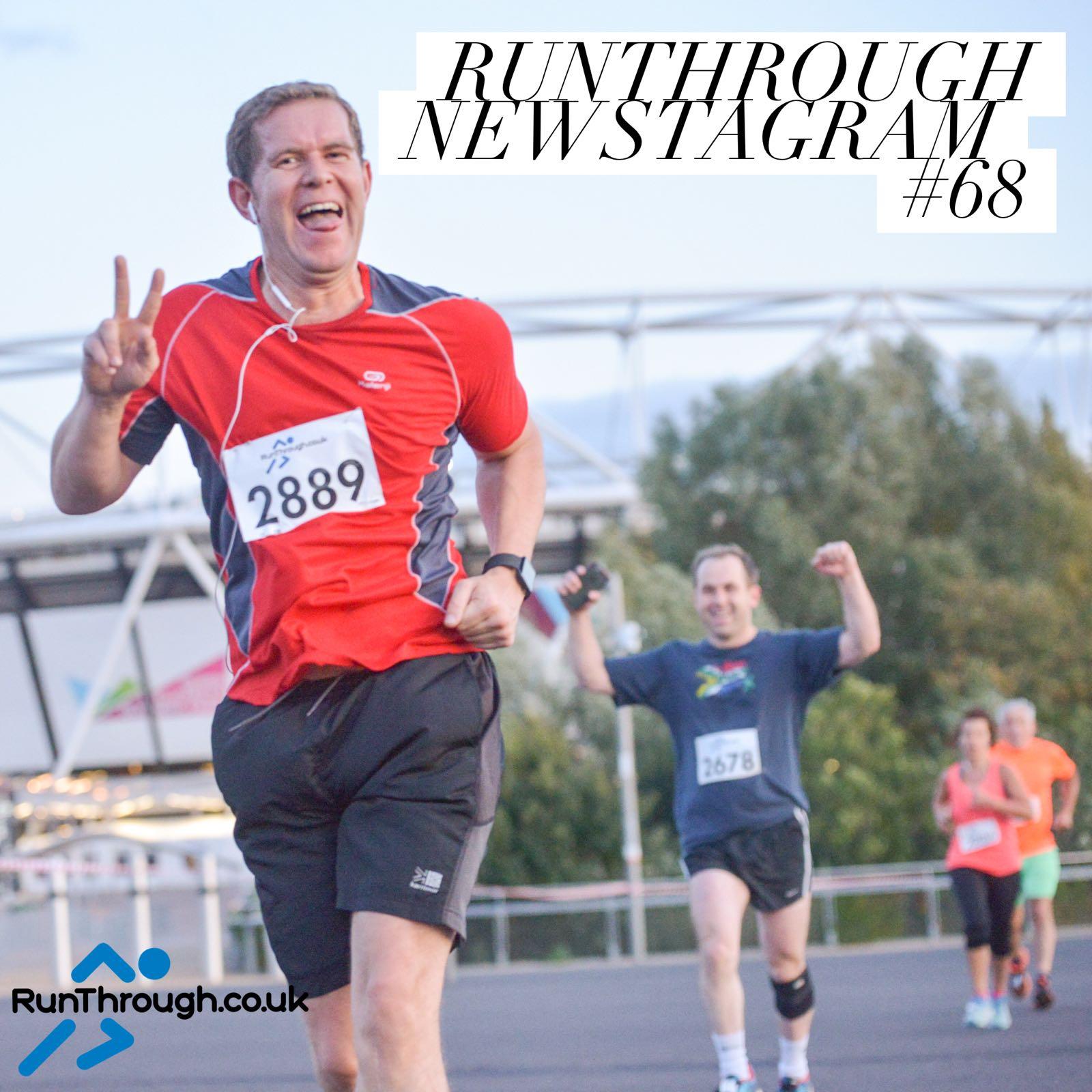 RunThrough Newsletter 18th September 2017