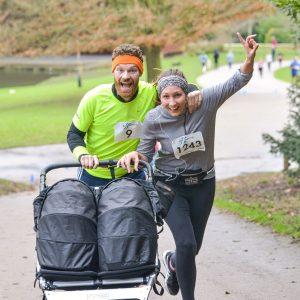 Buggy Running RunThrough Running Club London