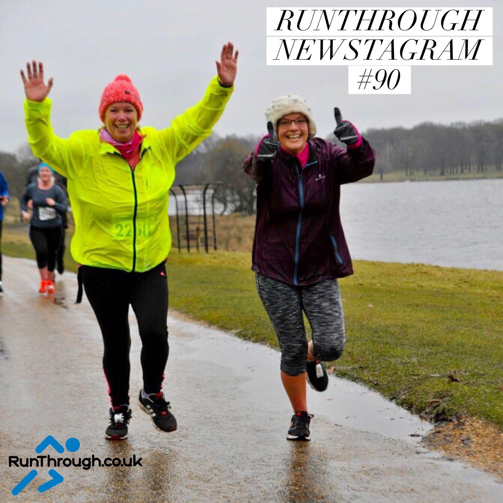RunThrough Newsletter 12th February 2018